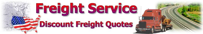 Freight Service Discount Freight Quotes